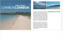 Land on the island Lombok with beachfront