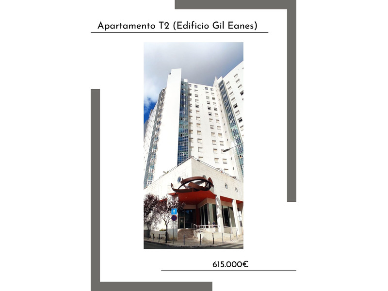 Apartment in the center of Expo Lisbon with amazing view