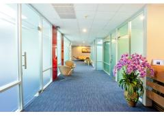 Linuxx serviced office for rent in Bangkok Thailand.