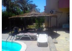 apartment with private swimmingpool hurghada egypt
