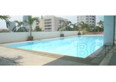 Baan Prompong: 3 BR + 4 Baths, 198 Sq.m, 6th fl for Rent