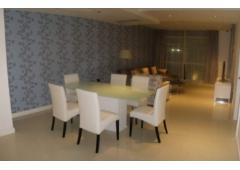 Athenee Residence: 3 BR + 3 Baths, 170 Sq.m, 8th fl for Rent