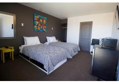 Hotel quality rooms for motel prices