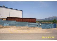 4.500 m2 INDUSTRIAL PLOT WITH WHAREHOUSE. IN HARO - LA RIOJA - SPAIN