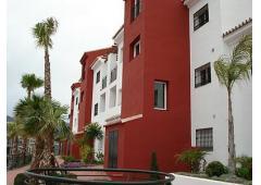 2 bed Penthouse panoramic golf views 130,000 euros