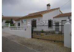 3 bed/ 3 bath Villa in Arboleas, Almeria with stunning views