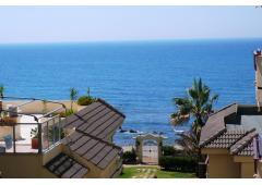 First beach line apartment Mijas Costa