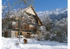 Beautiful restored chalet in Alpe d'Huez with breathtaking views