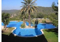 Luxureous villa with seaviews
