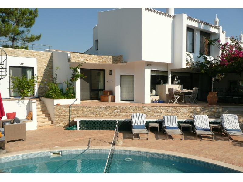 Golf and sea views Villa 5 bedrooms 5 baths