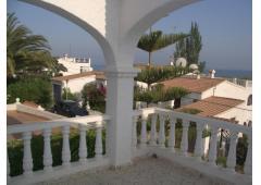 Mediterranean semi-detached house castellon
