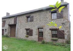 Beautiful Country Stone House For Sale Normandy France