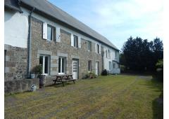 Large Detached House near Hambye in Manche Normandy France