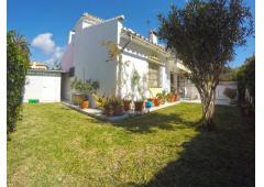 3 bed semi-detached villa with private garden Mijas Costa