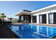 New modern style villa from builder in La Marina,Costa Blanca,Spain