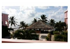 Why Rent When You Can Own and Keep the Income? Beachfront 3/3 (Ambergris Caye, BZ)