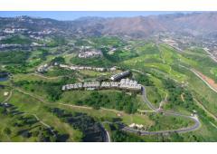 Luxury golf resort townhouses