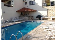 Paphos Kamares  Detached 3 bed  Villa with fantastic views and tiled pool
