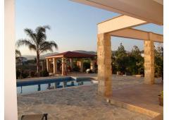 Large Luxury  4 bed Villa in Anarita Village, Paphos