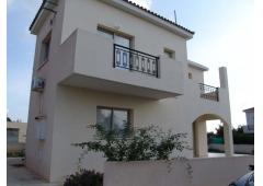 Mesogi-Paphos-3 bed unfurnished villa