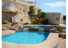 New bungalow from builder in Guardemar,Costa Blanca