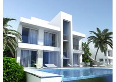 New modern style villa frombuilder in Altea,Costa Blanca,Spain