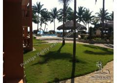Oceanfront & View 1 Bedroom Great Cabarete Complex