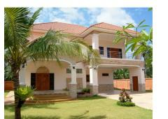 4 Bedroom Executive home with pool and additional development plot. Pattaya, Thailand.