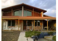 House under construction 25 km from Plovdiv
