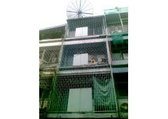 4-storey commercial building for sale