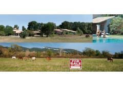 Property (18 hectares) near 13520 Les Baux de Provence