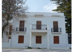 Villa by the sea in Andros