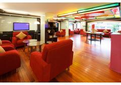 Vaboir Lodge Royal Suite : Budget Bangkok Hotel in Thailand
