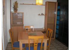 1st line apartment in  ALBUFERA Beach, 60 m2, swimming pool, garage,
