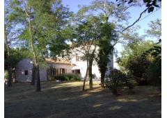 Istrian stone house with building plots