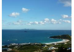 Extraordinary land in a private, secure and  gated community in Sint Maarten