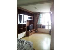Hot Price !! Room for Rent, The Station Condo, only 500 m from BTS Taksin,