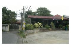 BANGKOK Land for sale Locate in KASET-NAWAMIN with area of 375 Sqw