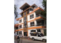 4 apartments in four storey building for sale In Pattaya