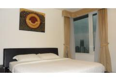 Watermarknluxury condominium with a stunning view over the city ready to move.