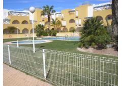Sunny apartment in San Juan de los Terreros