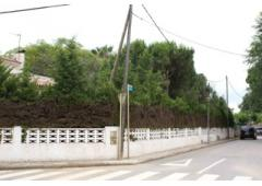 URBAN PLOT FOR SALE IN CAMBRILS (TARRAGONA)