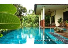 Private Pool Villa for Holiday Rental
