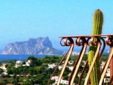 Holiday house in Moraira (Alicante) SPAIN