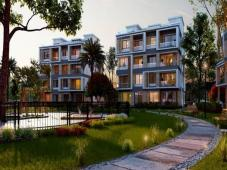 Apartments for sale at Sodic West Sheikh Zayed City special phase