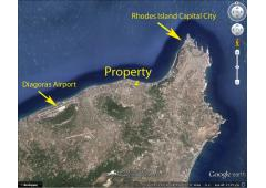 Property for Sale in Rhodes Island in amazing price!