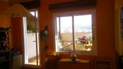 Penthouse with terrace 26M2