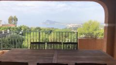 Amazing Sea View Villa For Long Let in Altea