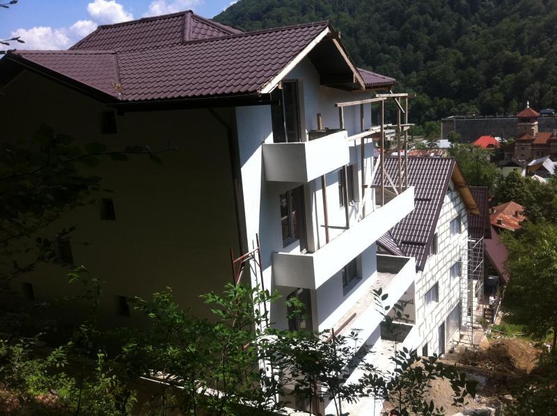 Building 5 stories in Sinaia - Romnia