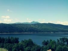Own a gorgeous piece of land with incredible mountain and lake views